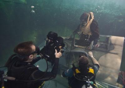 Underwater crew 1